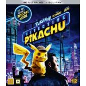 Pokémon: Detective Pikachu (4K Ultra HD + Blu-ray)