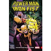 Power Man and Iron Fist 1 - The Boys Are Back in Town