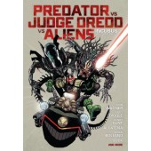 Predator vs Judge Dredd vs Aliens - Incubus and Other Stories