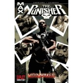 The Punisher MAX 8 - Widowmaker (K)