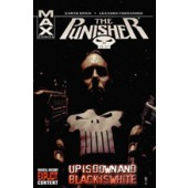 The Punisher MAX 4 - Up is Down and Black is White (K)
