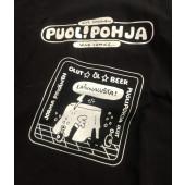 Puolipohja t-paita
