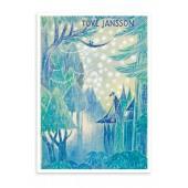 2-os. Muumipostikortti - Näkymätön lapsi