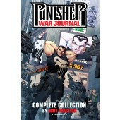 Punisher War Journal by Matt Fraction - The Complete Collection 1