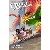 Rat Queens 1 - Sass and Sorcery