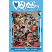 Rat Queens 5 - The Colossal Magic Nothing