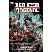Red Hood/Arsenal 2 - Dancing with the Devil's Daughter
