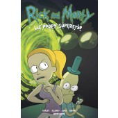 Rick and Morty - Lil' Poopy Superstar