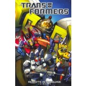 The Transformers - Robots in Disguise 3