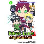 Rock Leen ninjatarinat 5