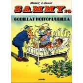 Sammy 10 - Gorillat hoitokuurilla (K)
