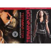 Terminator: Sarah Connorin aikakirjat - Kaudet 1 & 2 (DVD)