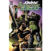 Savage Avengers 2 - To Dine with Doom