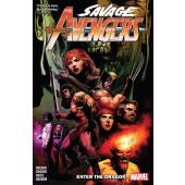 Savage Avengers 3 - Enter The Dragon