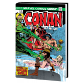 Conan the Barbarian - The Original Marvel Years Omnibus 2 (NEAL ADAMS COVER)
