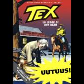Tex Willer Kirjasto 53 - Roy Beanin laki (ENNAKKOTILAUS)