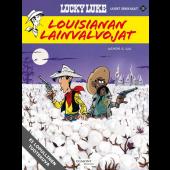 Lucky Luke uudet seikkailut 15 - Louisianan lainvalvojat (ENNAKKOTILAUS)