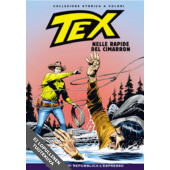 Tex Willer Kirjasto 59 - Cimarronin kuohuissa (ENNAKKOTILAUS)