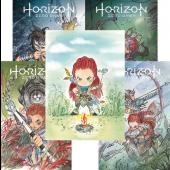 Horizon Zero Dawn Peach Momoko Pack