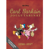 Carl Barksin joulutarinat 1950–1957 (ENNAKKOTILAUS)