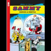 Sammy Day - Ikämiehiä ja robotteja (ENNAKKOTILAUS)