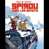 Pikon ja Fantasion uudet seikkailut 17 - Piko ja Fantasio Neuvostoliitossa (ENNAKKOTILAUS)