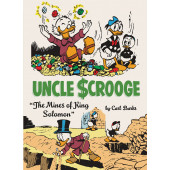 Walt Disney's Uncle Scrooge - The Mines of King Solomon