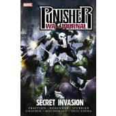 Punisher War Journal 5 - Secret Invasion (K)