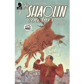 The Shaolin Cowboy - Who'll Stop the Reign? #3