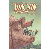 Shaolin Cowboy - Who'll Stop the Reign?
