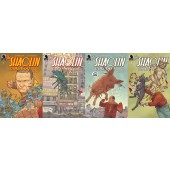 The Shaolin Cowboy - Who'll Stop the Reign? #1-4
