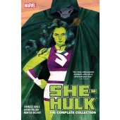 She-Hulk by Soule & Pulido - The Complete Collection