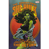 The Sensational She-Hulk - The Return