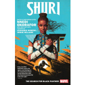Shuri 1 - The Search for Black Panther