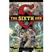 The Sixth Gun 4 - A Town Called Penance