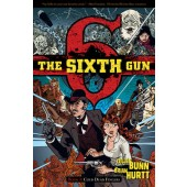 The Sixth Gun 1 - Cold Dead Fingers