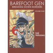 Barefoot Gen 9 - Breaking Down Borders