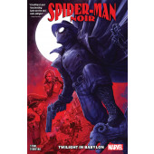 Spider-Man Noir - Twilight in Babylon