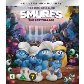 Smurffit: Kadonnut kylä (4K Ultra HD + Blu-ray)