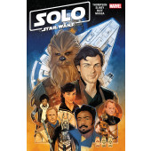 Solo - A Star Wars Story Adaptation