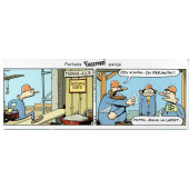 Fingerpori-sarjakuvataulu - Sortumisvaara