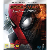Spider-Man: Far from Home (4K Ultra HD + Blu-ray)