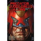 Predator vs Judge Dredd vs Aliens - Splice and Dice