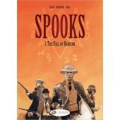 Spooks 1 - The Fall of Babylon