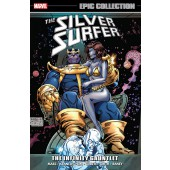 The Silver Surfer Epic Collection - Infinity Gauntlet