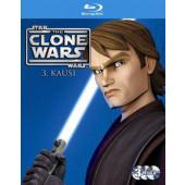 Star Wars: The Clone Wars - 3. kausi (Blu-ray)