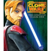 Star Wars: The Clone Wars - 5. kausi (Blu-ray)