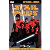 Star Wars Legends Epic Collection - Legacy 1