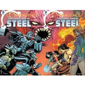 Convergence: Superman - Man of Steel #1-2