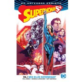 Superwoman 1 - Who Killed Superwoman?
